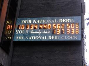 81 National Debt Clock