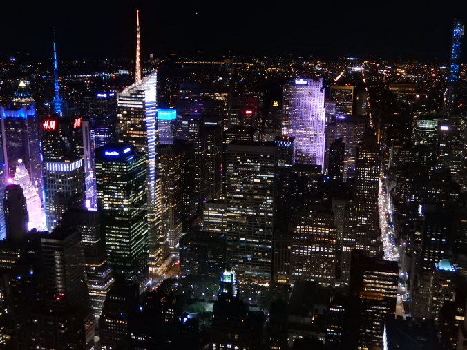 84 Empire State Building View